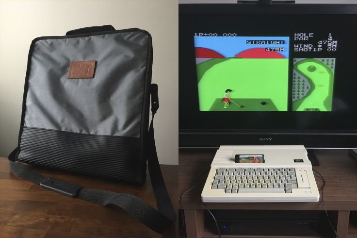 MSX Carrying bag